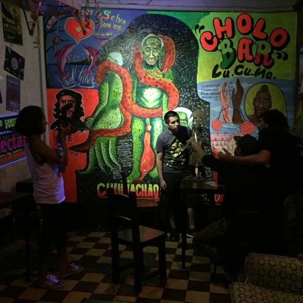 1/29/2016 tarihinde Miguel P.ziyaretçi tarafından Cholo Art and Fun'de çekilen fotoğraf