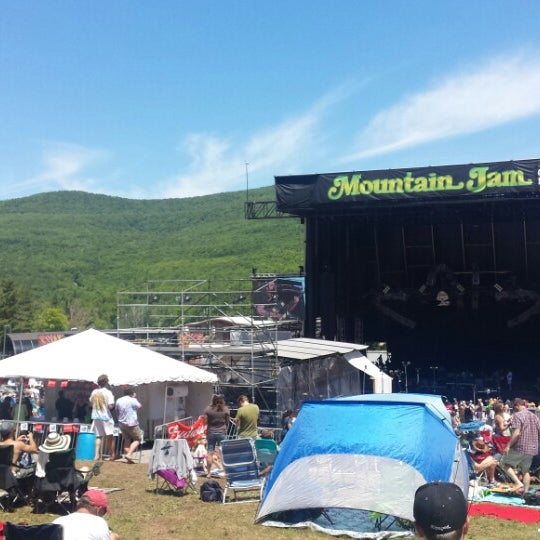 Foto scattata a Mountain Jam da Bill C. il 6/8/2014