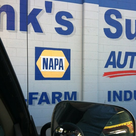 Superior Auto Parts >> Photos At Napa Auto Parts Tink S Superior Auto Parts 210 W 200 N