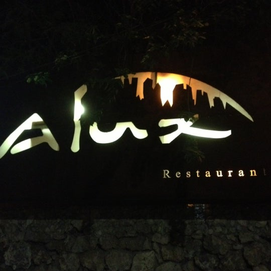 12/1/2012에 Eduardo K.님이 Alux Restaurant에서 찍은 사진