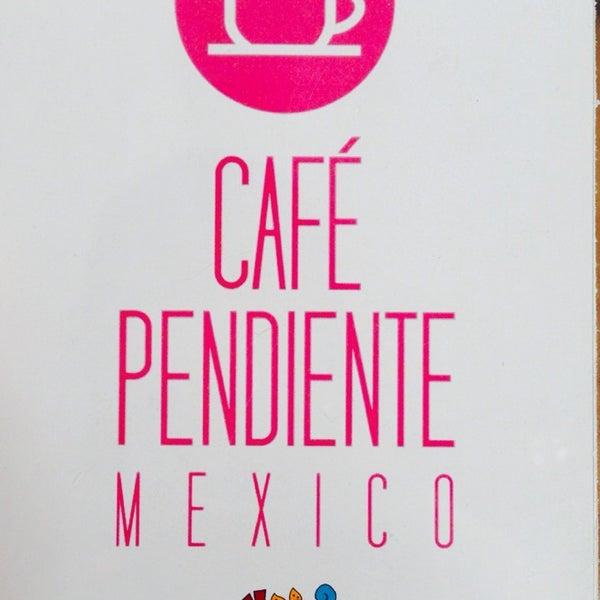 Foto tomada en Café Jaguar Yuú por Sandra el 1/2/2014