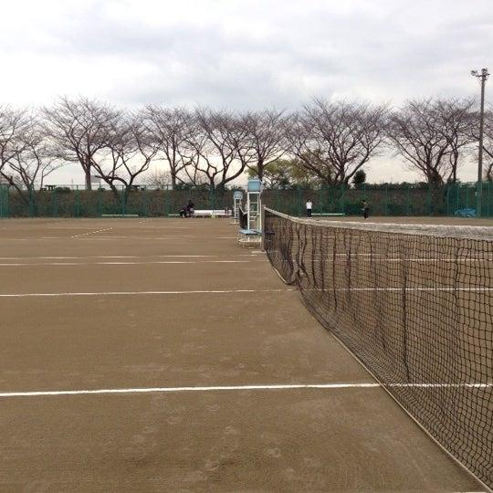 府中 テニス コート