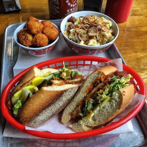 6/9/2015にMatt B.がRed Star Sandwich Shopで撮った写真