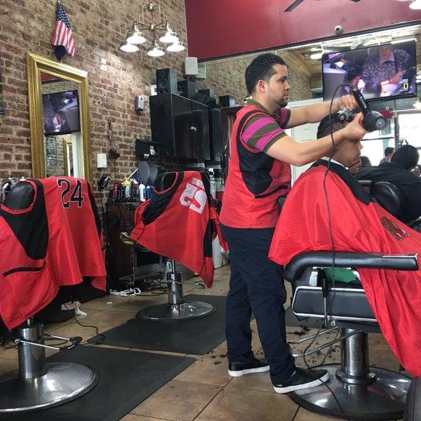 Photos At On Track Haircuts Barbershop Salon Barbershop In New York