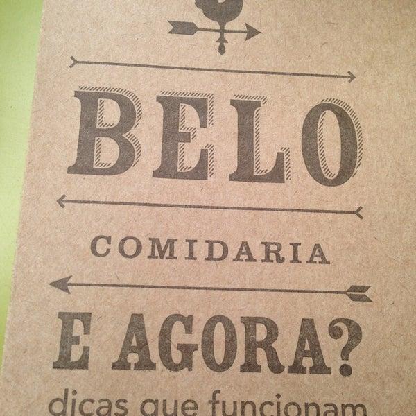 Foto scattata a Belo Comidaria da Renato M. il 3/9/2013