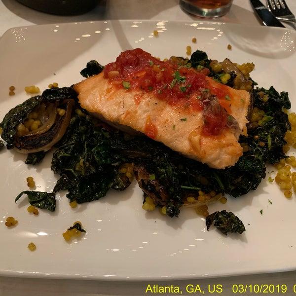 Das Foto wurde bei Campagnolo Restaurant + Bar von J Scott O. am 3/11/2019 aufgenommen
