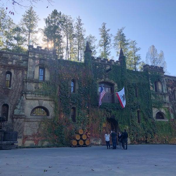Снимок сделан в Chateau Montelena пользователем Sang🍕🍟🍜 R. 11/24/2019