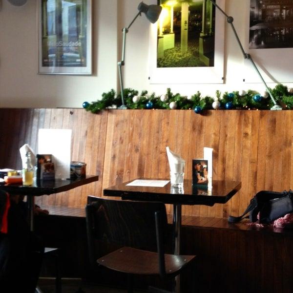 1/1/2013にCandace T.がCafe Restaurant Piet de Gruyterで撮った写真