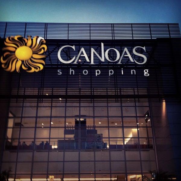 Canoas Shopping - Centro - Av. Guilherme Schell, 6750 bf12b94283