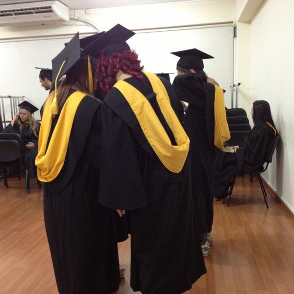 Foto tomada en European University Cyprus por Salvatore D. el 6/18/2013