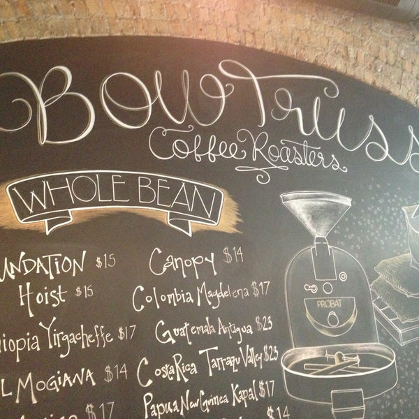 Photo prise au Bow Truss Coffee par Vanessa G. le5/16/2013