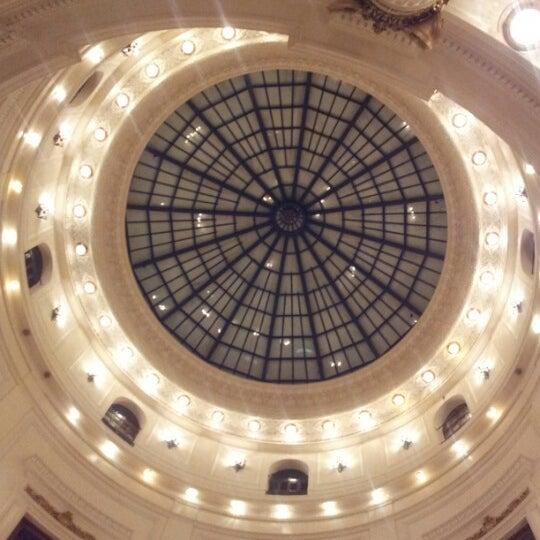 Photo taken at Centro Cultural Banco do Brasil (CCBB) by Carla S. on 1/13/2013