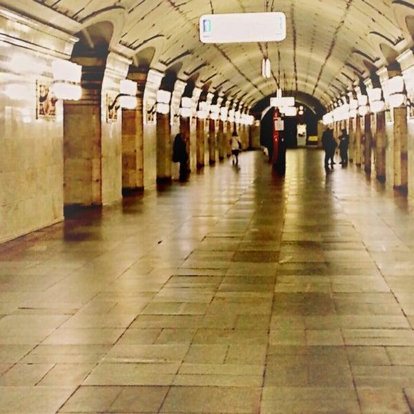 Печать фото метро спортивная