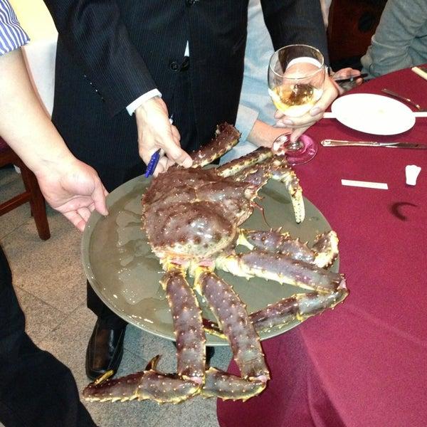 12/21/2012에 Jonathan L.님이 Oriental Garden 福臨門海鮮酒家에서 찍은 사진