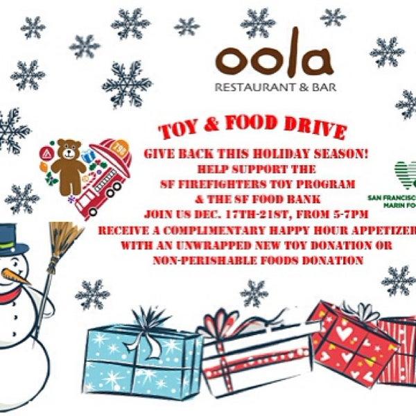 รูปภาพถ่ายที่ Oola Restaurant & Bar โดย Ola F. เมื่อ 12/19/2012