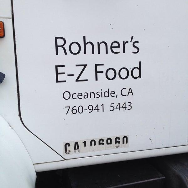 Rohner E-Z Foods logo