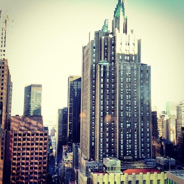 10/11/2012에 Azher A.님이 Lotte New York Palace에서 찍은 사진