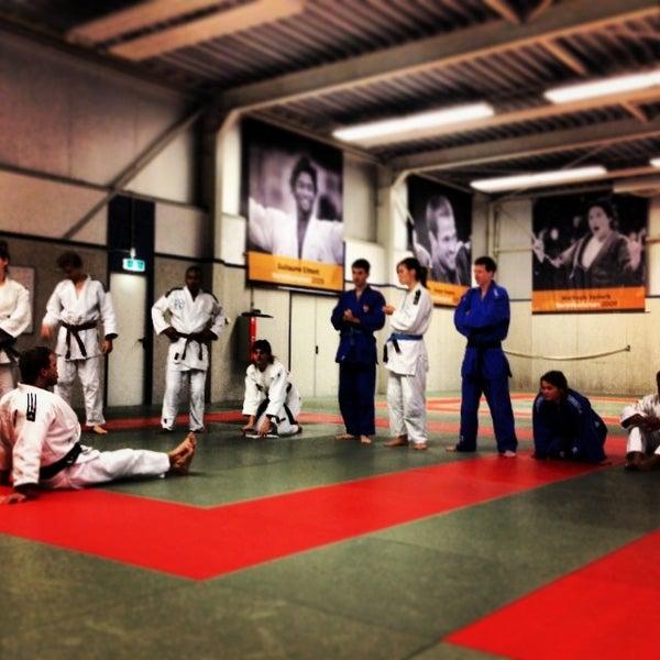 43639f051bf Photo taken at Judo Bond Nederland by Bob L. on 11/2/2013