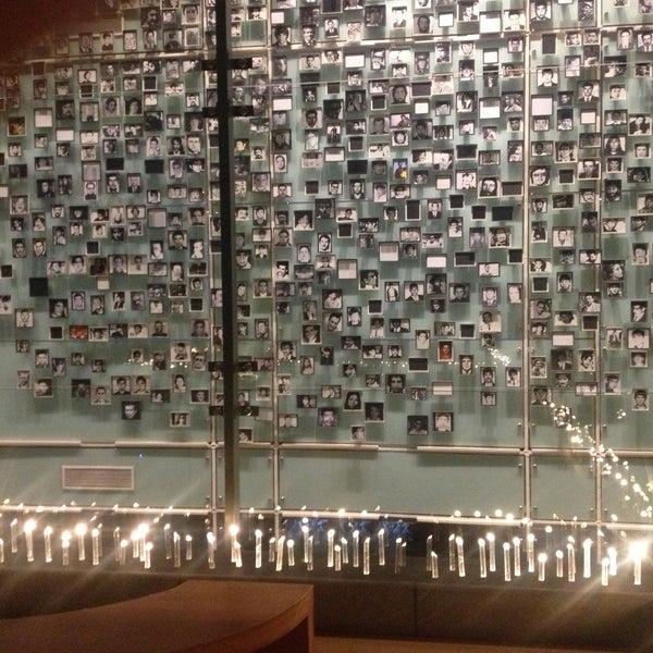 5/15/2013にJuan C E.がMuseo de la Memoria y los Derechos Humanosで撮った写真