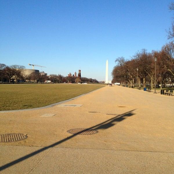 Foto scattata a National Mall da William l. il 3/4/2013