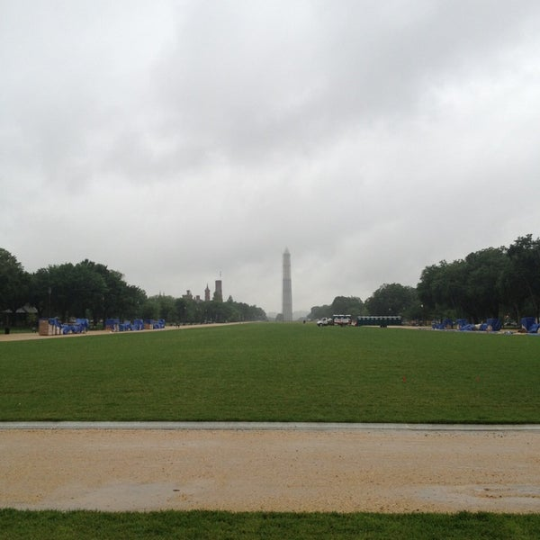 Foto scattata a National Mall da William l. il 6/7/2013