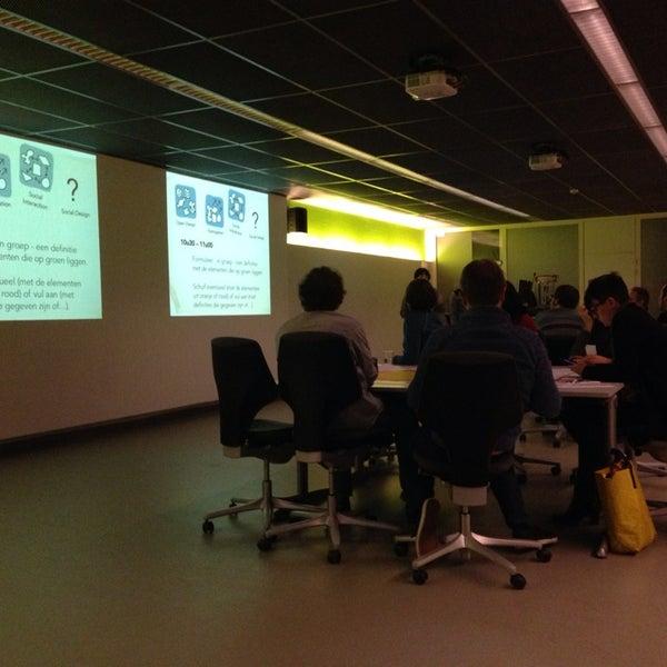 Photos at Mintlab (KU Leuven - iMinds) - College Lab