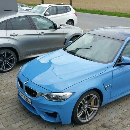 Photo taken at BMW Bychl by Ondřej V. on 4 18 2015 5c2b04a3414