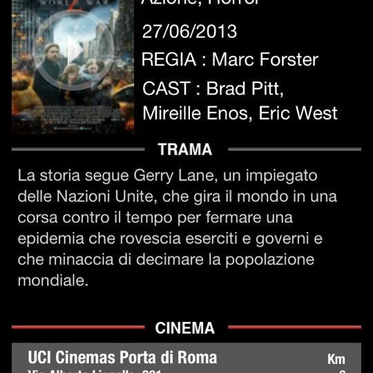 Photos At Uci Cinemas Porta Di Roma Roma Lazio