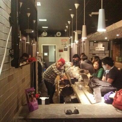 Das Foto wurde bei Coffee Foundry von matt w. am 1/21/2013 aufgenommen