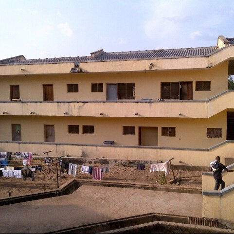 Unilorin-Lagos hostel