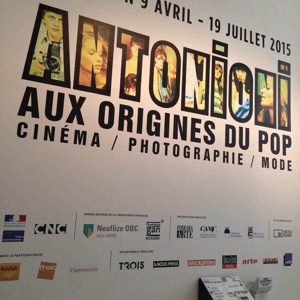 Foto scattata a La Cinémathèque Française da Fred V. il 7/12/2015