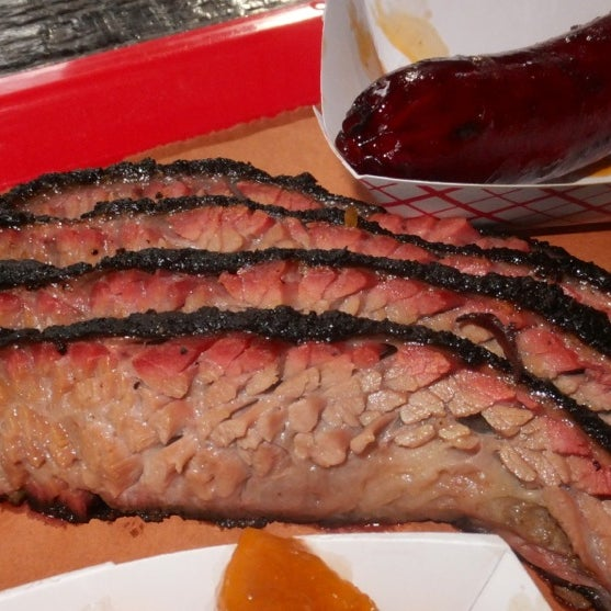 The best slow smoked beef brisket ever.