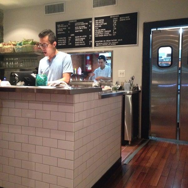7/23/2014にAshley L.がRed Star Sandwich Shopで撮った写真