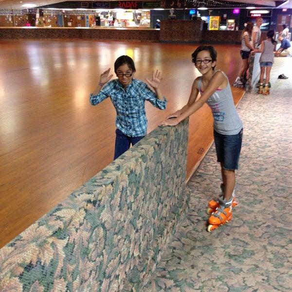 Westlake skate center garland