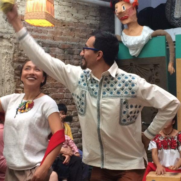 7/22/2018 tarihinde Teba G.ziyaretçi tarafından Raíces. Centro Cultural'de çekilen fotoğraf