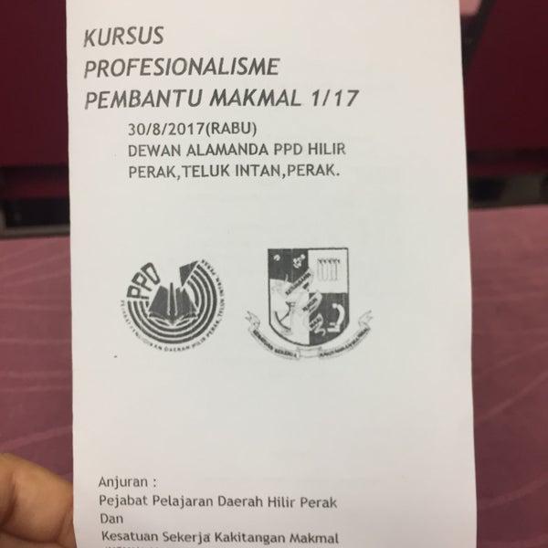 Photos At Ppd Hilir Perak Teluk Intan Perak