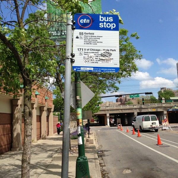 Photos at Cta Bus Stop Lake Park & 55th - Hyde Park - 0 tips
