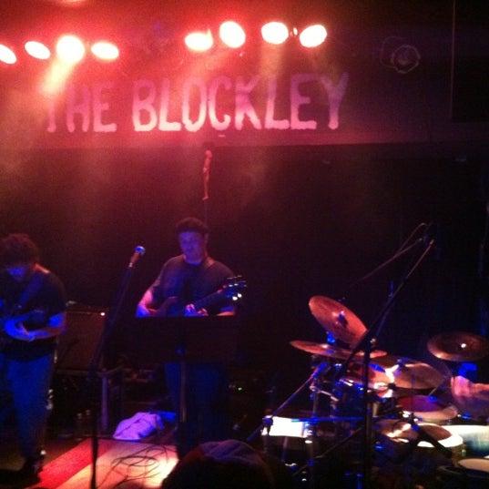 Снимок сделан в The Blockley пользователем MICHAEL RYAN L. 11/2/2012