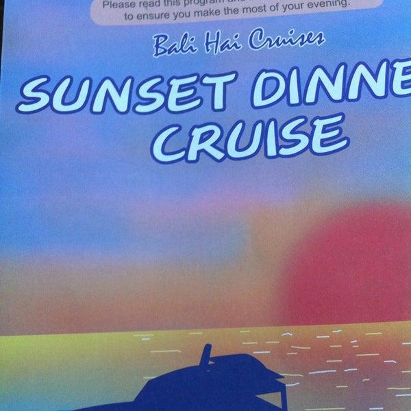 9/1/2014에 Don N.님이 Bali Hai Cruises에서 찍은 사진