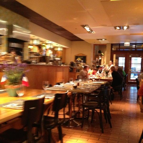 Photo taken at Pierrot Gourmet by Diane S. on 7/11/2013