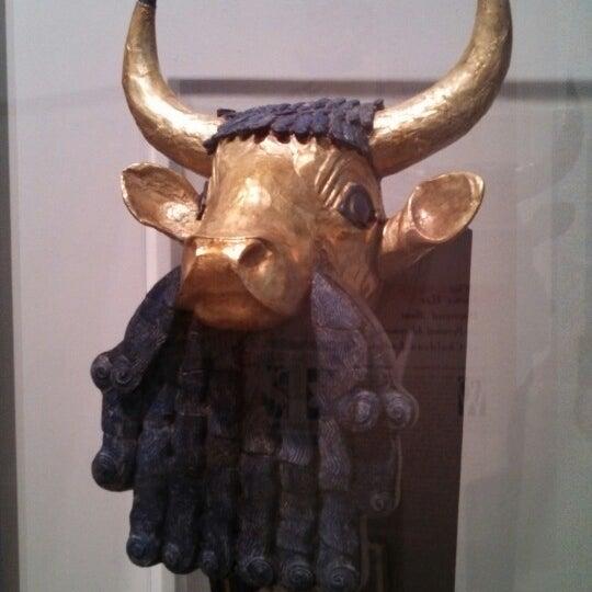 Das Foto wurde bei University of Pennsylvania Museum of Archaeology and Anthropology von Marguerite G. am 5/26/2013 aufgenommen