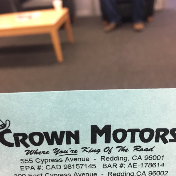 Crown Motors Redding >> Crown Motors Ford Dodge Honda Lincoln Auto Dealership