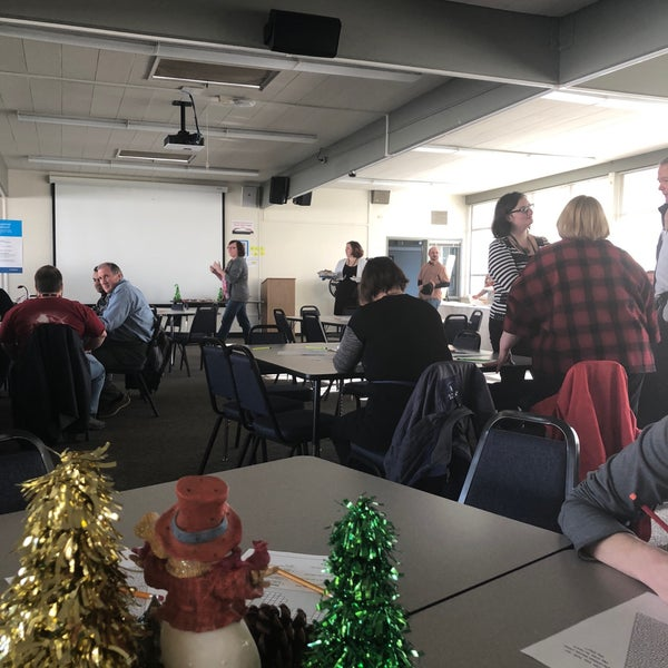 Photos at Tacoma School District Professional Development