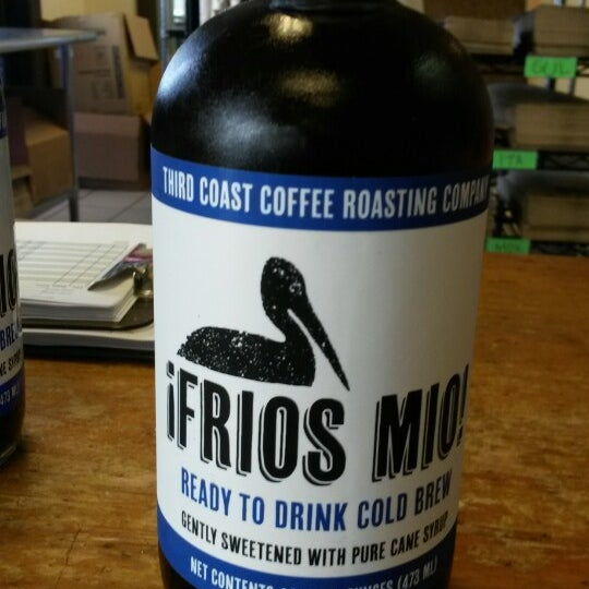 10/10/2014에 Michelle V.님이 Third Coast Coffee Roasting Co.에서 찍은 사진