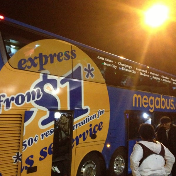 Megabus - Memphis to Atlanta - Downtown Memphis - Memphis, TN