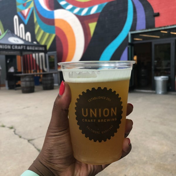 Photo taken at Union Craft Brewing by Juana S. on 8/7/2020
