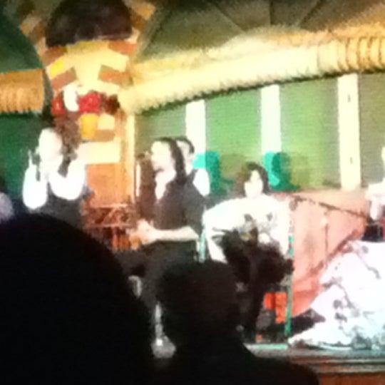 Foto tomada en Tablao Flamenco El Palacio Andaluz por Jasmine el 11/29/2012