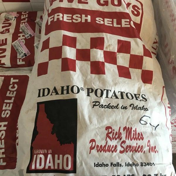Five Guys Idaho Falls Id