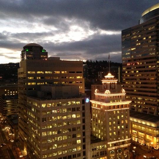 Снимок сделан в Departure пользователем Jeff B. 12/13/2012