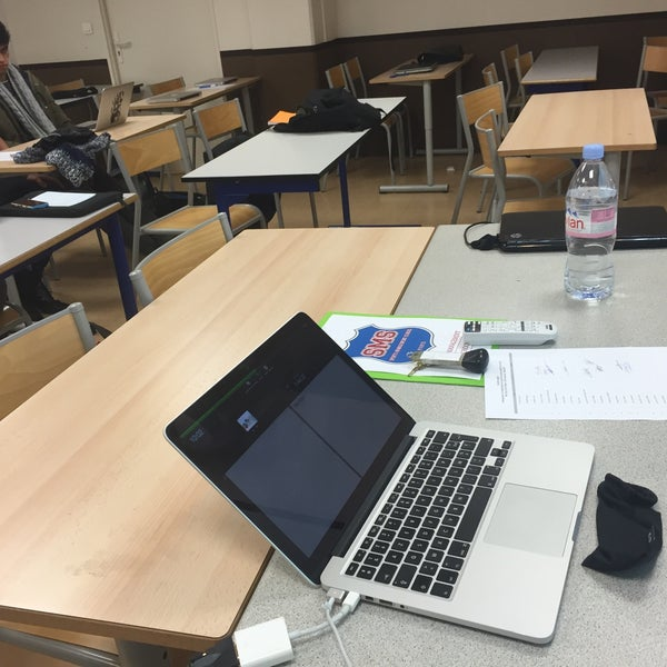 Photo Taken At EDC Paris Business School By Didier C On 10 26